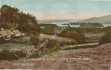Sligo Lough Gill in colour - Ireland Old Irish Photo Print - Size Select