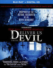 Deliver Us From Evil (Blu-ray Disc, 2014, Includes Digital Copy)