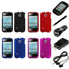 For Huawei Ascend 2 M865 Snap-On Hard Case Phone Skin Cover Accessory Headphones