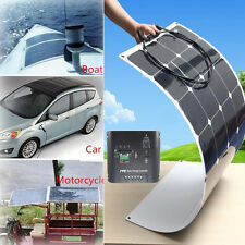 Sunpower 100`1000 Watt 18V Solar Panel Kits Semi Flexible Ultra-light Car Boat