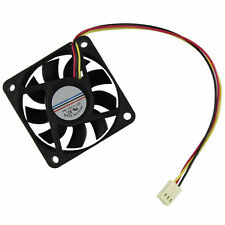 50mm 3Pins 12V PC CPU Host Chassis Computer Case IDE Fan Cooling Mini Cooler Fan