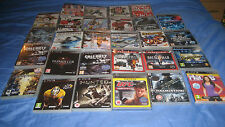 PS3 GAMES BUNDLE COLLECTION - GAMES FOR ALL AGES - NEW/SEALED - FREE POSTAGE!!