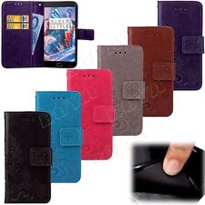 For Apple iPhone Protective Case PU Leather Cute Patterns Wallet Folding Cover