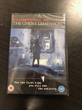 Paranormal Activity: The Ghost Dimension [DVD]