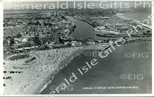 Norfolk Yarmouth Aerial View of Gorleston-on-Sea Old Photo Print - Size Select