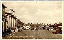 Norfolk Kings Lynn The Tuesday Market Place Old style Photo Print - Size Select
