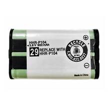 Cordless Phone Battery For HHR P104 HHR-P104 HHR-P104A Ni-MH 3.6V Panasonic