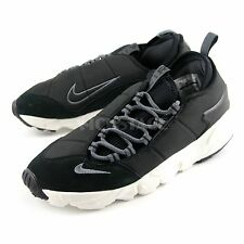 Nike Mens Air Footscape NM Black Grey White Casual Shoes Sneakers NSW 852629-002