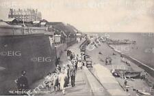 Norfolk Sheringham The Promenade b/w Old Photo Print - Size Selectable - England