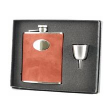 Visol Products Hip Flask and Funnel Gift Set