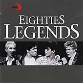 CAPITAL GOLD EIGHTIES LEGENDS - VARIOUS - 2 X CD SET - DAVID BOWIE / WHAM / UB40