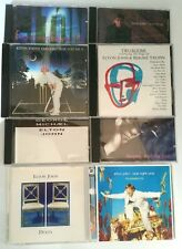 ELTON JOHN ~ Lot of 8 CDs GREATEST HITS II III Love Songs Two Rooms Duets One Ni