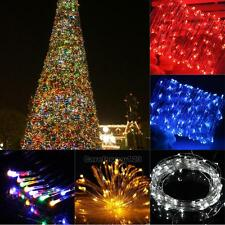 5m 50 LED USB String Copper Wire Fairy Light Wedding Party Christmas Decor Lamp