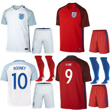 Football Soccer Home/Away Jersey Kits Short Sleeve Boys Kids 2-13 Yrs+Socks UK