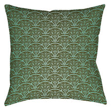 Manual Woodworkers & Weavers Dream Big Arches Printed Throw Pillow