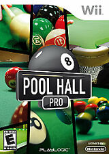 Pool Hall Pro (Nintendo Wii, 2009) Game Complete