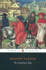 The Canterbury Tales by Geoffrey Chaucer (2003, Paperback, Revised)
