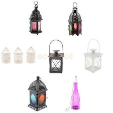 Maroc Style Ourdoor Hanging Lantern Metal Tealight Holder Candle Candlestick