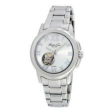 Kenneth Cole Analog Casual Watch  Silver  Ladies KC10020861