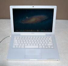 "Apple Macbook ""Core 2 Duo"" 2.2 13 Inch White Serial Number W880727PZ66"