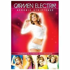 Carmen Electras Aerobic Striptease: Carmens Fitness Collection (DVD, 2005, 5-Dis