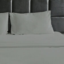 1800 THREAD COUNT 4 PIECE VERY SOFT & COOL BAMBOO FEEL BED SHEET SET 12 COLORS!