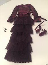Ellowyne Wilde Alone Again Outfit Only Tonner doll