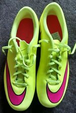 NIKE MERCURIAL FIRM GROUND FOOTBALL BOOTS UK ADULTS SIZE 10