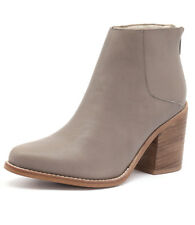 New Sol Sana Leo Boot Taupe Women Shoes Casuals Boots Ankle Boots