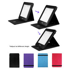 UK Magnetic Leather Stand Case Cover with Soft Back for Amazon Kindle Paperwhite