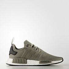 Adidas NMD R1 Runner Mesh Trace Cargo Trail Olive BA7249 Men Size