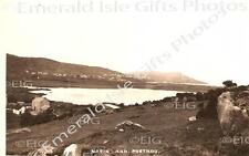 Donegal View of Narin and Portnoo Old Irish Photo Print - Size Selectable