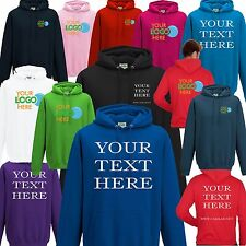 Custom Printed Hoodie Workwear Unisex Hoody Personalised Stag/Hen Event Hoodies
