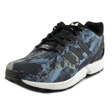 Adidas Zx Flux Youth  Round Toe Synthetic Multi Color Sneakers