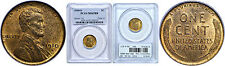 1910-S Lincoln Cent PCGS MS-65 RB