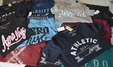 NWT Lot of 5 Assorted Aeropostale Women's Short Sleeves Tee Shirts, X Small /TP