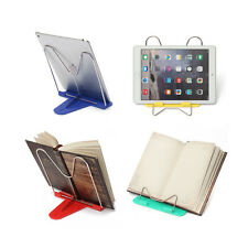 Adjustable Angle Foldable Portable Reading Book Stand Document Holder PGLQ