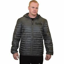 Packable Puffer Zipper Jacket Humboldt Clothing Co Insulated Warm Hooded Outdoor