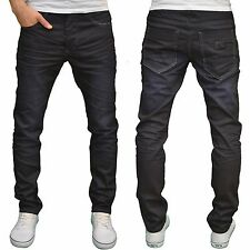 Eto Mens Designer Branded Regular Fit Tapered Leg Denim Jeans, BNWT