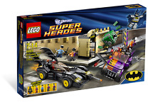 LEGO 6864 DC COMICS BATMAN BATMOBILE AND THE TWO-FACE CHASE MINIFIGURE *RETIRED*