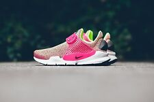 Nike Wmns Womens Sock Dart SE Ghost Green Hot Punch Multicolor Shoes 862412-301