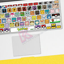 Kawaii Laptop Keyboard Decal Sticker Vinyl Skin for MacBook Air & Pro