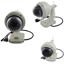 Wireless IP Night Vision Camera Dome IR  WiFi IR-Cut Outdoor Security Cam