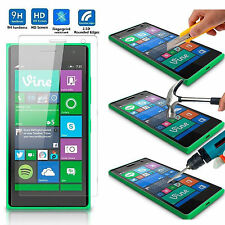 9H Premium real Tempered Glass Screen Protector Guard For Nokia Cell Phones NEW
