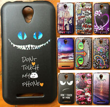 FOR Telstra 4GX Smart / ZTE A112 B112 A110 Cool Soft Fitted TPU Phone Case Cover
