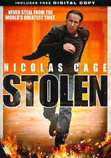 STOLEN - Nicolas Cage - NEW - Factory Sealed DVD