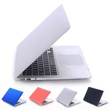 Laptop Matte Hard Shell Case Protector For Macbook Air Pro Retina 11 12 13inch