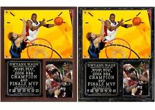 Dwyane Wade #3 2006 NBA Champion Photo Plaque Miami Heat