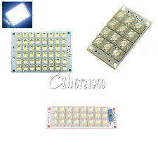 5V 12V LED Panel Board 12/24/48 Piranha LED Panel Led Board Warm White Light New