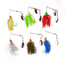 Brand 4/6pcs Fishing Lures Crankbaits Hooks Small Minnow Baits Tackle Lure Bass